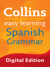 Collins Easy Learning Spanish Grammar (eBook)